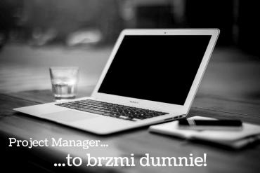 zawód project managera