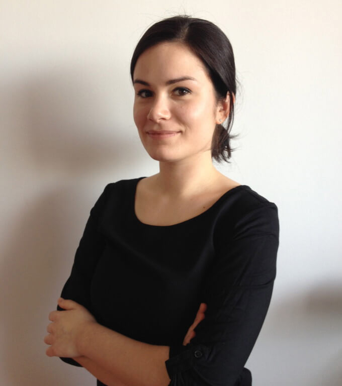 Iga Łopatka - UX Designer