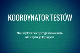 Koordynator Testów