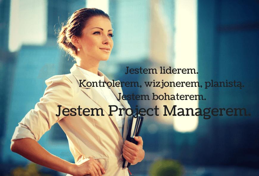 Motywacja project managera