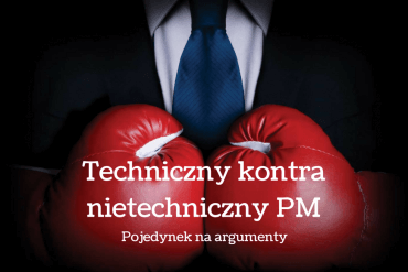 Nietechniczny Project Manager