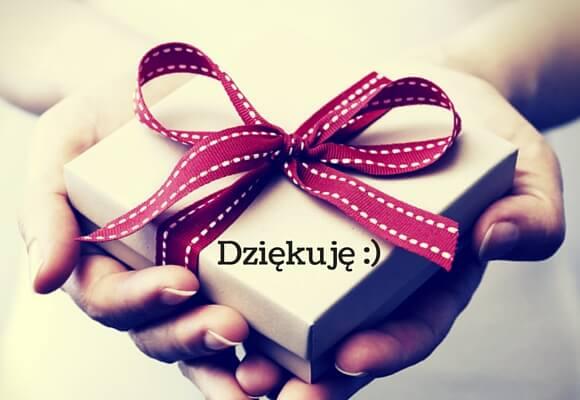 Podziekowanie