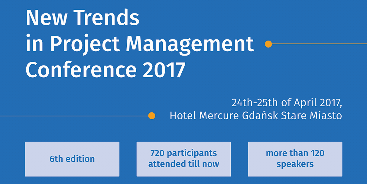 New Trends in Project Management 2017