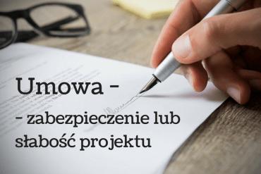Rodzaje umów w projektach IT