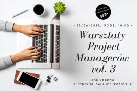 Warsztaty Project Managerów vol. 3