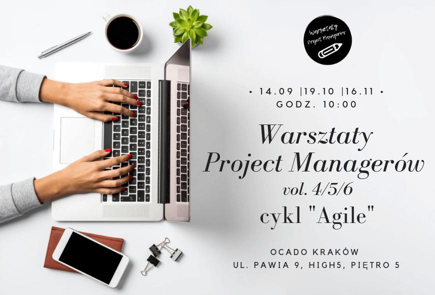 Warsztaty Project Managerów vol. 4/5/6