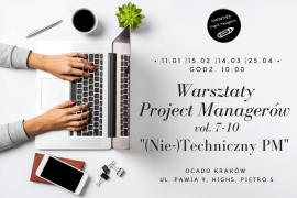Warsztaty Project Managerów vol. 7-10