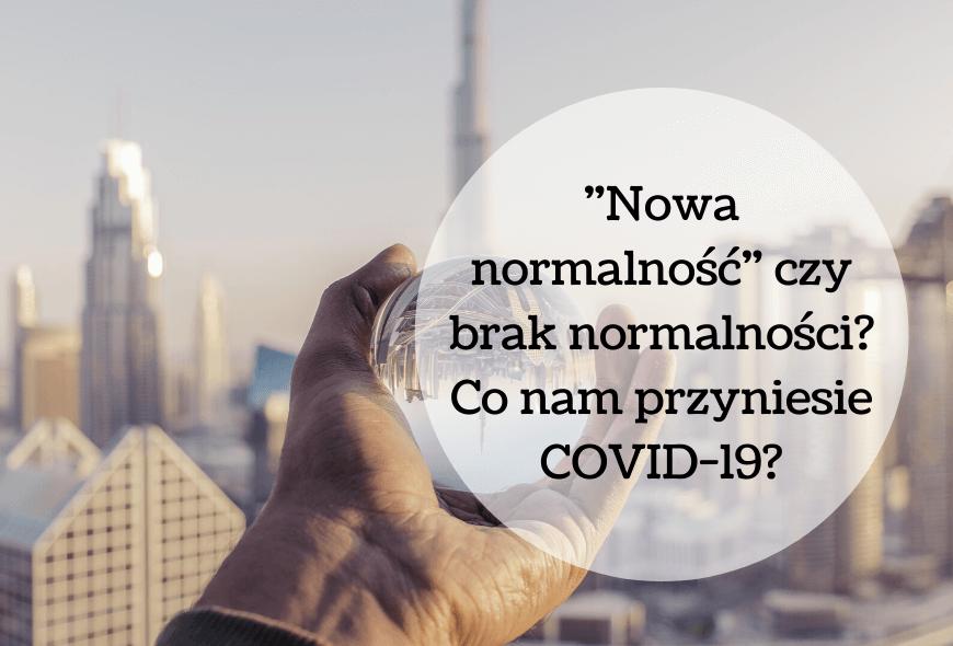 Nowa normalność
