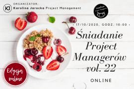 Śniadanie Project Managerów vol. 22