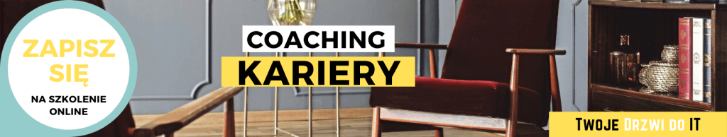 Coaching kariery | Twoje Drzwi do IT
