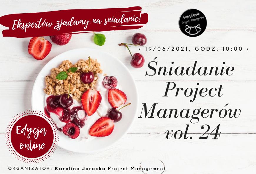 Śniadanie Project Managerów vol. 24